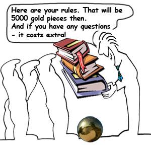 Cartoon Lawyers